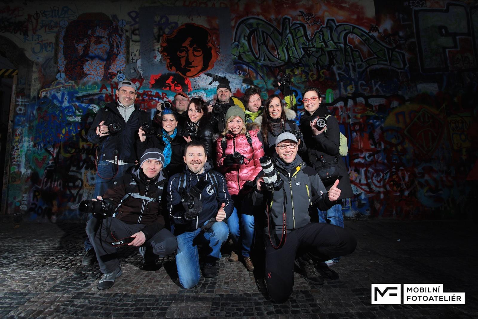 Fotografický kurz v březnu