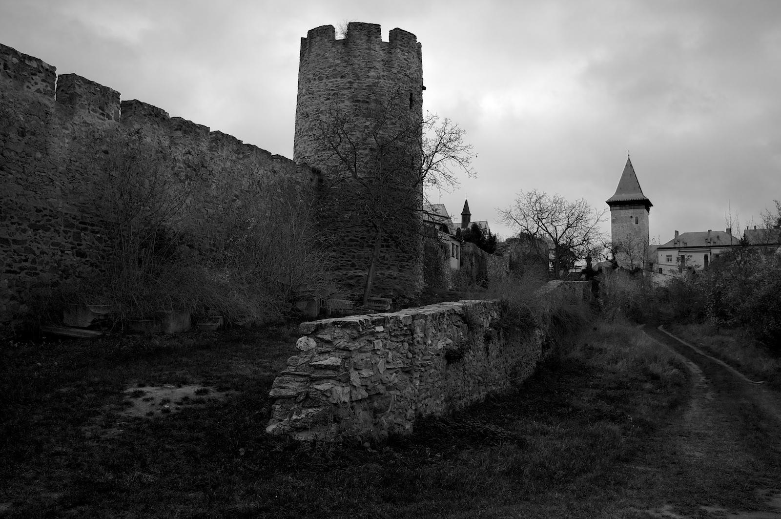 Černobílý víkend na Moravě