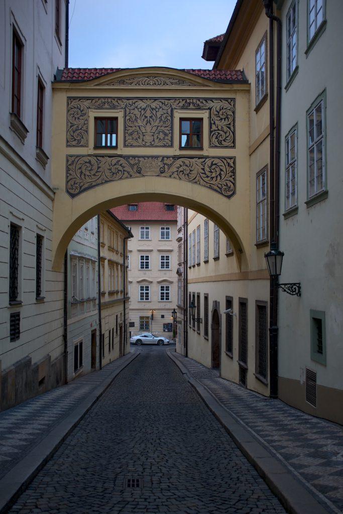 Únorový fotokurz v Praze