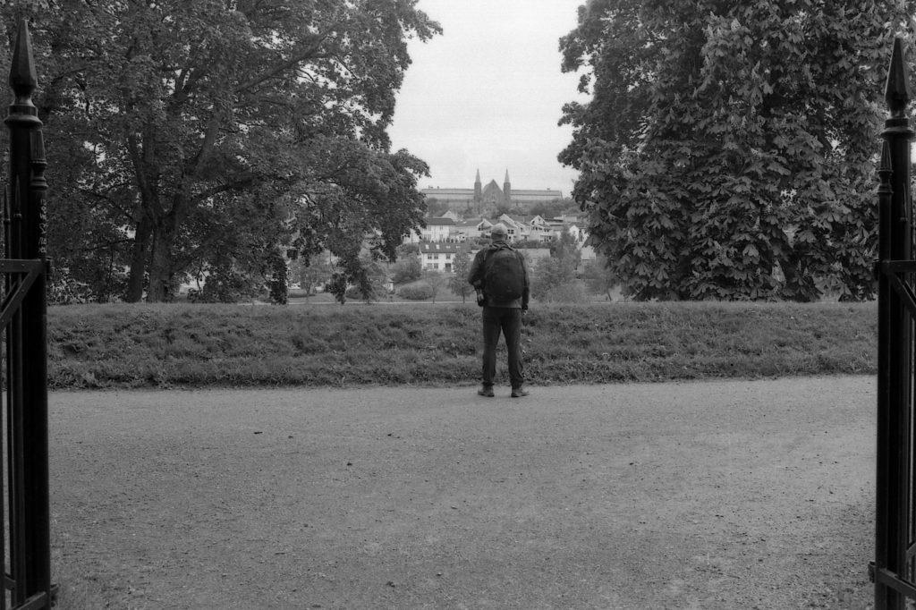 Chomát čučí na Trondheim