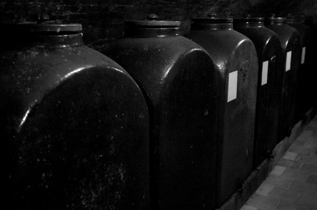Otevřené sklepy — sv. Martin na Hustopečsku