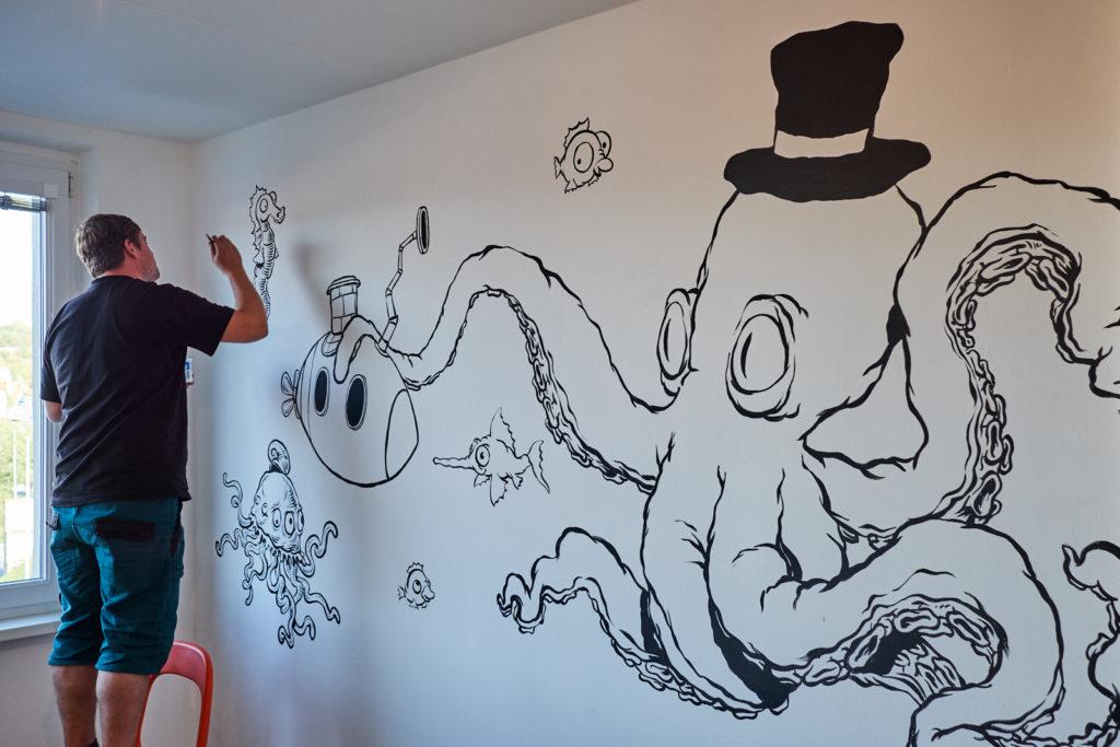 Hrdina a chobotnice